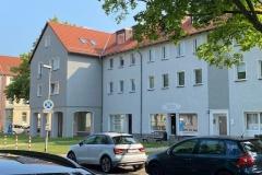 Fassade-grau